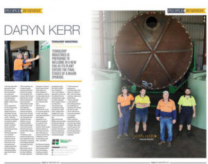 Terracorp Industries featured in Territory Life!
