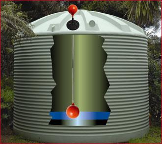 APEX Visiball Tank Level Indicator